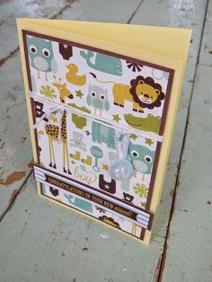 Echo Park, Bundle of Joy card I