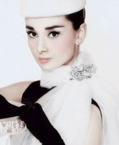 Audrey Hepburn....WOWIE!