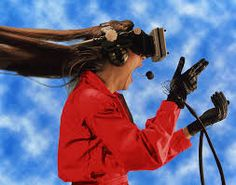virtual reality images old - Google Search Virtual Reality Headset, Video Image, Nasa, Vr, Astronauts, How To Wear, Robots, Planets, Robot