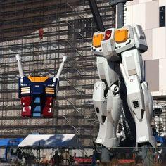 Transforming Gundam