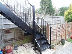 Fire Escape Stairs London   Arc Fabrications   Architectural ...