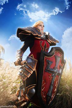 Johanna Armor (Heroes of the Storm)