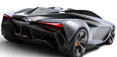 Ondrej Jirec's Lamborghini Perdigón concept is impressive indeed | Auto Chunk