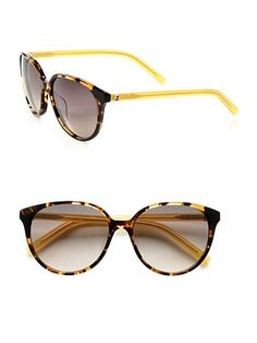 Fendi Sunglasses--i'd want the lenses a lil darker, but these are fun =)