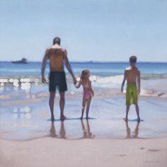 Philip Barlow -  'January', 2012