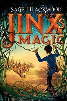 Jinx's Magic: Sage Blackwood: 9780062129949: Amazon.com: Books