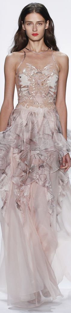 Super Rich Babes ~c.c.c~ Badgley Mischka Spring 2016 RTW