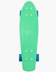Organic 22 Retro skateboard by Penny Skateboards Board Skateboard, Penny Skateboard, Skateboard Design, Long Skateboards, Cruiser Boards, Hipster Hairstyles, Penny Boards, Abercrombie Girls, Pastel Palette