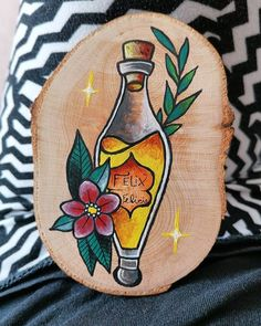 Akryl na dreve For Harry Potter fans Art Society, Spoon Rest, Painting On Wood, Insta Art, Old School, Decorative Plates, Harry Potter, Artsy, Fans