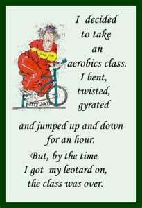 OLD AGE JOKES or HUMOUR FOR THE CHRONOLOGICALLY GIFTED - Your choice ...