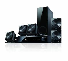 LG BDH9000 5.1ch 850W 3D Blu-ray Home Theater System Short Description Blu-Ray Disc Playback m with Netcast®