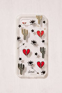 Slide View: 1: Sonix Love Bandit iPhone 7 Plus/6 Plus Case
