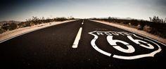 Giorgio Fochesato on the mother road \ Route 66 - #MotherRoad