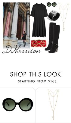The Architect by dharrisons on Polyvore featuring John Hardy, House of Harlow 1960 and Prada.  #DHarrison #personalshopper #wardrobestylist #fashionblogger #womensstyle #Streetstyle #fashion #style #clothing #stylegrid #fashiongrid #getthelook #follwme #cute #fly #trend #hipster #bebold #outfit