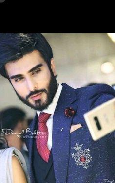 Imran Abbas 18.5.18 Beautiful Men, Beautiful Dresses, Beard Styles, Hair Styles, Men In Uniform, Good Looking Men, Baddies, How To Look Better, Crushes