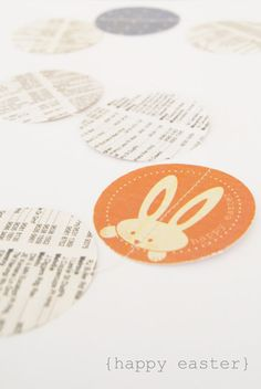 tickle the imagination: {create} easter printables