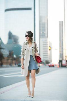 Simple Autumn :: Trench coat