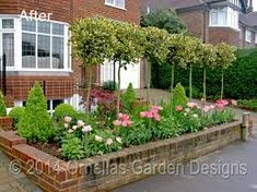 front gardens ideas uk Google Search Garden ideas Pinterest