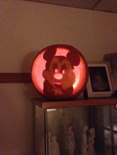 Lit up mickey xx