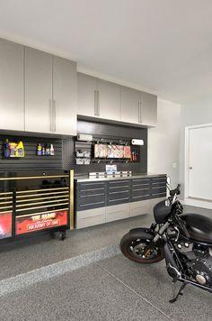 26 best garage cabinets images garage cabinets garage lockers rh pinterest com