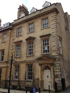 Georgian Town House, Bath - England