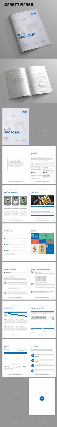 Business Proposal Template | Business Proposal Template, Business