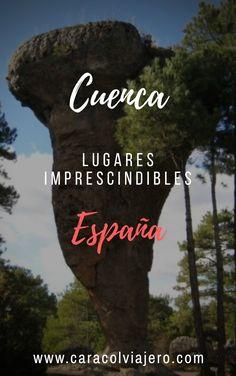 Si no sabes lo que visitar en Cuenca: entra y descúbrela. #Cuenca #viajes #España Places To Travel, Places To Visit, Spain Travel, Trips, Beautiful, Maps, Budget Travel, Asia Travel, Trevi Fountain