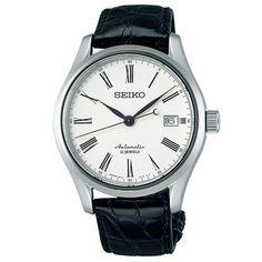 Montre Seiko Tradition automatique cadran blanc SARX019J - Lepage