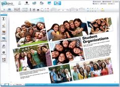 30+ Beautiful Yearbook Layout Ideas | Yearbooks, Layouts and 30th