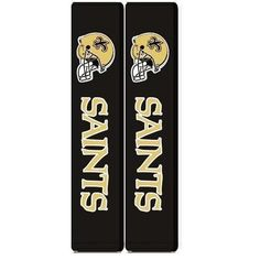 New Orleans Saints Seat Belt Shoulder Pad Covers