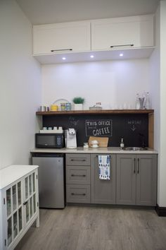 Office Kitchen #officedesignscorporate