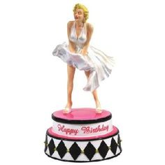 Marilyn Monroe Jewelry Box katule Marilyn monroe a perky