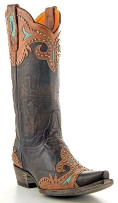 Old Gringo Women's Taka Stud Boots ** This is an Amazon Affiliate link. Find out more about the great product at the image link.