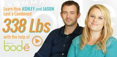 See how a Jason and Ashley Hylton lost a combined total of 338lbs utilizing Vemma Bod-e products.