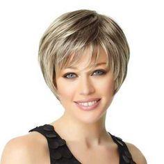 20 Los mejores cortes de pelo corto para mujeres mayores de 40 //  #Cortes #corto #mayores #mejores #mujeres #para #pelo