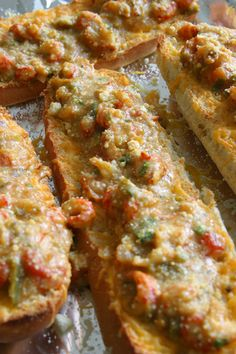 Copeland's Crawfish Bread -