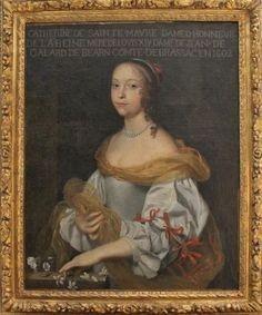 Catherine de Sainte-Maure, Comtesse de Brassac.