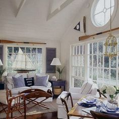 Nautical Style Decorating Interior and Design   Nautical Handcrafted Decor Blog