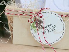 so many ways to use baker's twine ... a packaging staple!