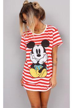 T- Shirt Mickey - fashioncloset
