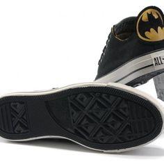 DC Comics Batman Converse | IdolStore