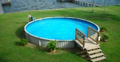 Above Ground Pool Deck Gallery   Above Ground Pool Photos   Cryer Pools & Spas, Inc.   pool deck ...