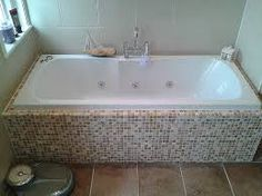Bathtub, Corner Bathtub, Bath, Bath Surround, Bathroom