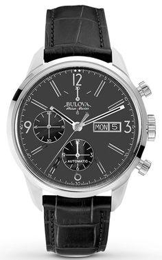 Bulova bietet seit dem Jahr 1875 Luxusuhren an! Entdecken Sie nun unsere speziellen Angebote für Sie!