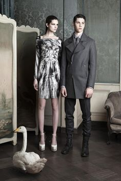 Byblos Fall Winter 2011-12 Campaign