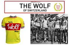 Merino wool cycling jerseys, retro bicycle jerseys, and vintage wool cycling clothing - Vintage Velos