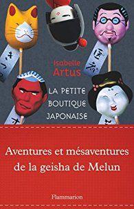 La petite boutique japonaise par Isabelle Artus