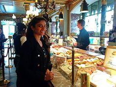 Dessert paradise in Paris.