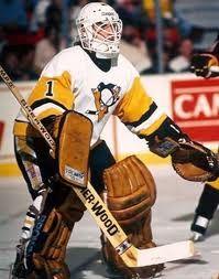 Pittsburgh Penguins Goalies, Hockey Room, Goalie Mask, Nhl Players, Hockey Games, Stanley Cup, Captain America, Superhero, History
