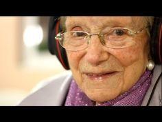 """Música para """"Despertar"""" - Mejora el estado en enfermos de Alzheimer."""